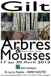 Exposition Gilt BNP Nantes