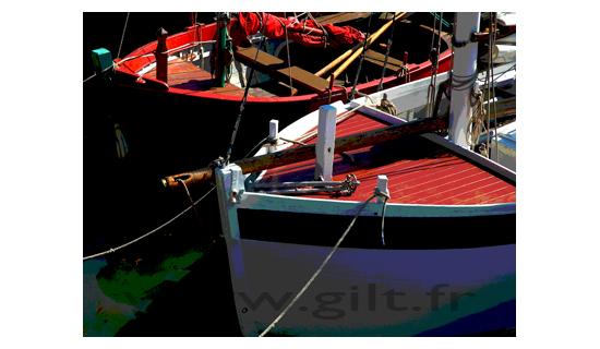 Gilt Paysages Mer N°: M21