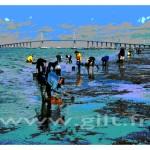 Gilt Paysages Mer N°: M28