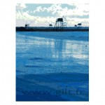Gilt Paysages Mer N°: M46