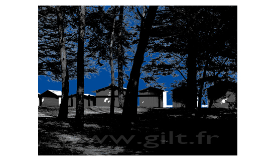Gilt Paysages Mer N°: M18
