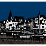 Gilt Paysages Mer N°: 35