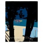 Gilt Paysages Mer N°08