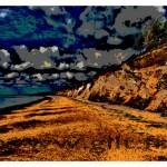 Gilt Paysages Mer N°: M36