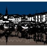 Gilt Paysages Mer N°: M15