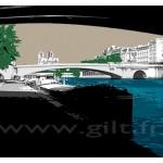 Gilt Paysages Urbains N°: PU03