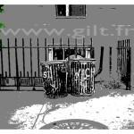 Gilt Paysages Urbains N°: PU11