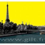 Gilt Paysages Urbains N°: PU02