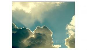 Gilt Paysages Ciel et Nuages réf.: CN01